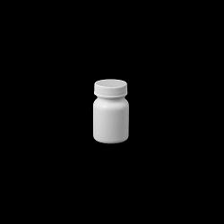 צנצנת 30 טבליות לבנה