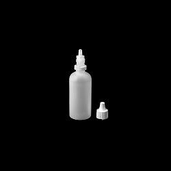 בקבוק 50 טיפות לבן\ חלבי