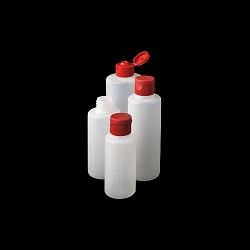 בקבוק 125 PE גלילי+ סנפ