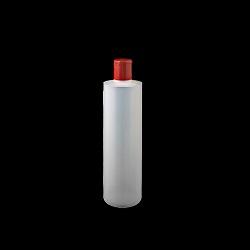 בקבוק 500 PE גלילי+ סנפ