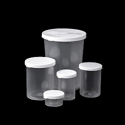 כוס 5 + מכסה לחץ