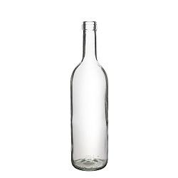 בקבוק 750 שעם שקוף