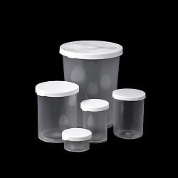 כוס 200 + מכסה לחץ