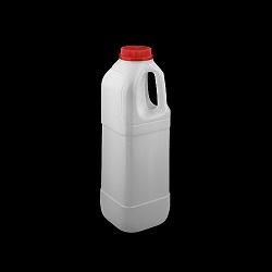 בקבוק חלב ליטר + ידית