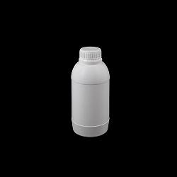 בקבוק 500 לוג לבן+ פקק