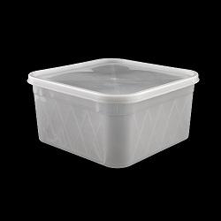 קופסה 3 ליטר מרובעת