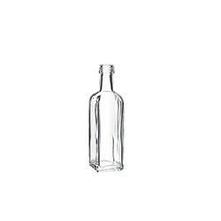 בקבוק 60 מרסקה שקוף