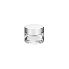 צנצנת 30 זכוכית שקופה