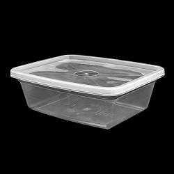 קופסה 1 ליטר מלבנית