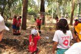 יום גיבוש וכיף של קייטנה, מלא בהפעלות מאתגרות ומגבשות לילדים וקייטנות במרכז