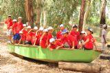 ילדים בקייטנה בפעילות גיבוש ויום כיף לקייטנה בתל אביב.