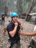 מתכוננים למסלול הקופים ביער בראשית, המקום המושלם לאטרקציות וימי כיף