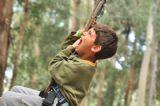 גלו את האריות שבכם ביום פעילויות של מתנסים לעובדים ולילדים שלהם ביער בראשית שבתל אביב