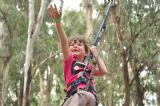 גיבושון ופעילות אתגרית למתנסים, עובדי מתנסים והילדים שלהם ביער בראשית