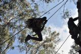 מטפסים ומטפסים עד שנשברים, קיר טיפוס ביום פעילות וגיבוש למתנסים