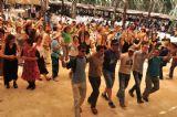 ביער בראשית בין הפעילויות לעובדים אנחנו דואגים לשלב גם הרבה ריקודים, הופעות ומוזיקה חיה