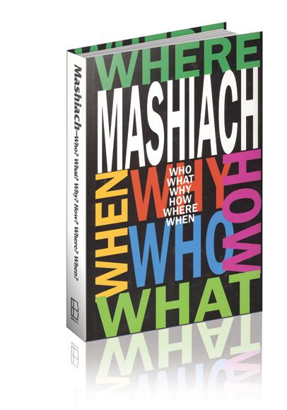 ?Mashiach- Who? What? When
