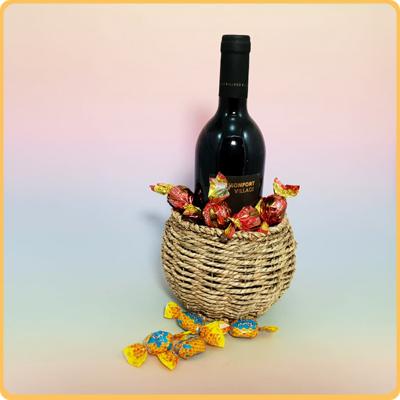 סלסלת יין