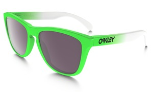FROGSKINS PRIZM DAILY POLARIZED GREEN FADE EDITION