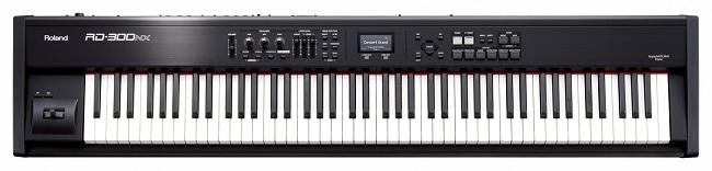 פסנתר חשמלי נייד  ROLAND RD-300NX