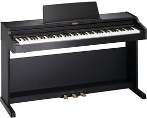 ROLAND RP-301RW פסנתר חשמלי / לבן / שחור / חום