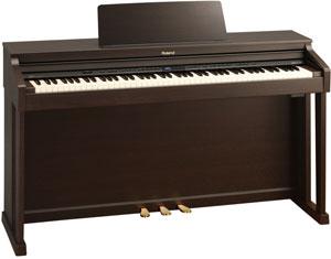 ROLAND HP-503RW פסנתר חשמלי חום - SALE