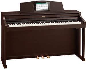 ROLAND HPI-50 פסנתר חשמלי כולל סטנד KSC66