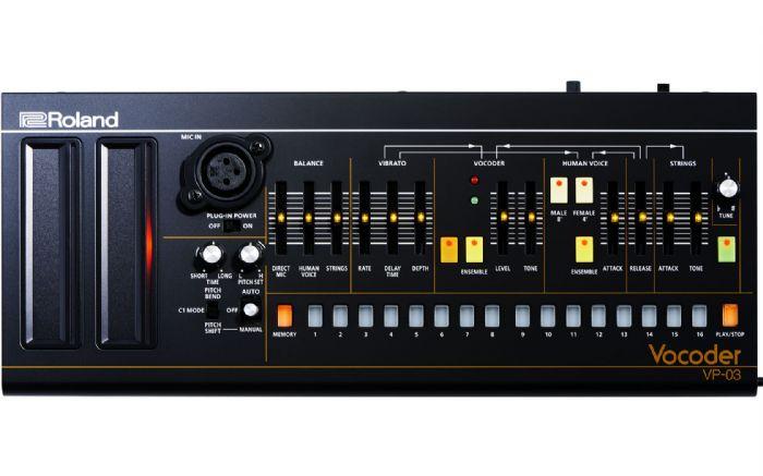 VP-03 מעבד קולות רקע ROLAND מודול - SALE