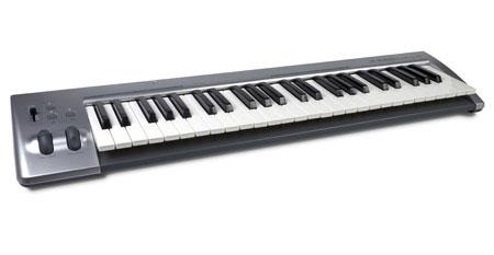 M-Audio Keystation 49es מקלדת שליטה MKII - סייל