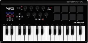 M-Audio Axiom A.I.R. Mini 32 מקלדת שליטה - סייל