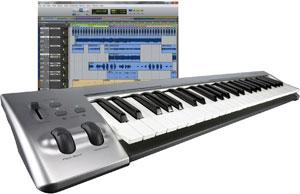 M-Audio KeyStudio מקלדת שליטה