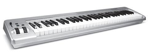M-Audio Keystation 61es מקלדת שליטה MKII - סייל