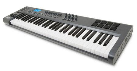 M-Audio Axiom 61 מקלדת שליטה