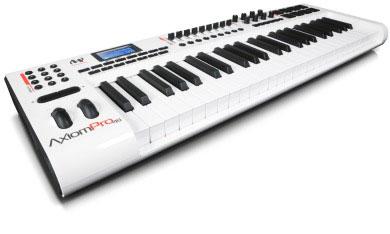 M-Audio Axiom Pro 49 מקלדת שליטה