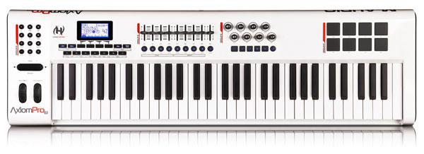 M-Audio Axiom Pro 61 מקלדת שליטה