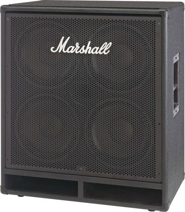 MARSHALL MBC410 ארגז רמקולים / בוקסה
