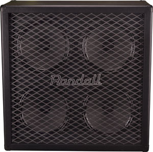 RANDALL RT412CX ארגז רמקולים / בוקסה