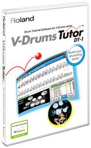 V-Drums Tutor DT-1 ROLAND תוכנה