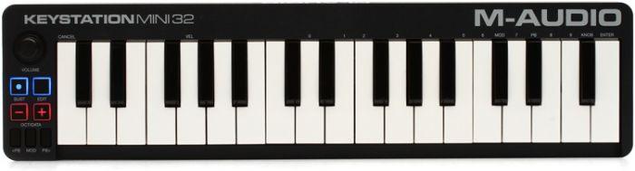 M-Audio Keystation mini32 מקלדת שליטה MKII - סייל