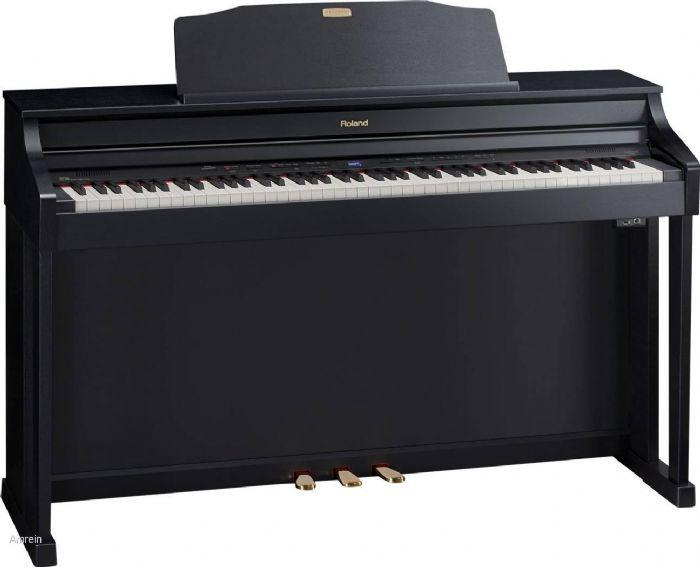 פסנתר חשמלי נייח ROLAND HP506 CB