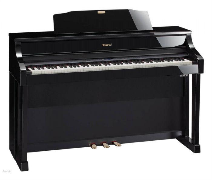 פסנתר חשמלי נייח ROLAND HP506 PE