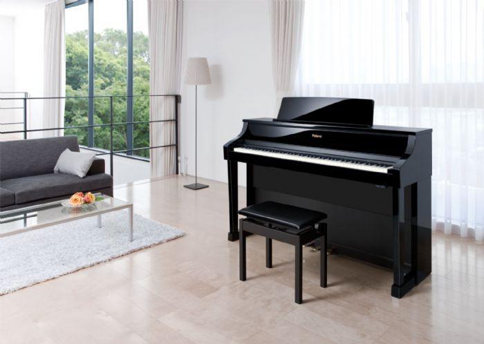 פסנתר חשמלי HP-507PE ROLAND