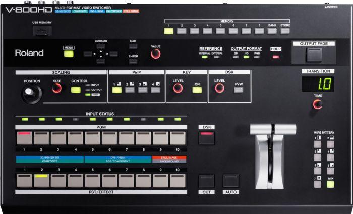 מיקסר וידאו ROLAND V-800HD