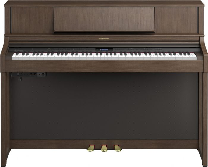 פסנתר חשמלי נייח ROLAND LX7-BW BROWN