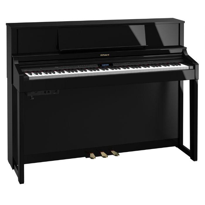 פסנתר חשמלי נייח ROLAND LX7-PE BLACK