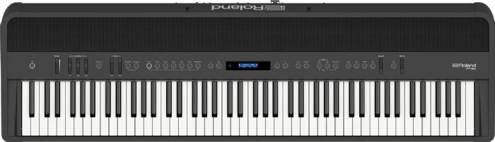פסנתר דיגיטלי FP-90 צבע שחור ROLAND
