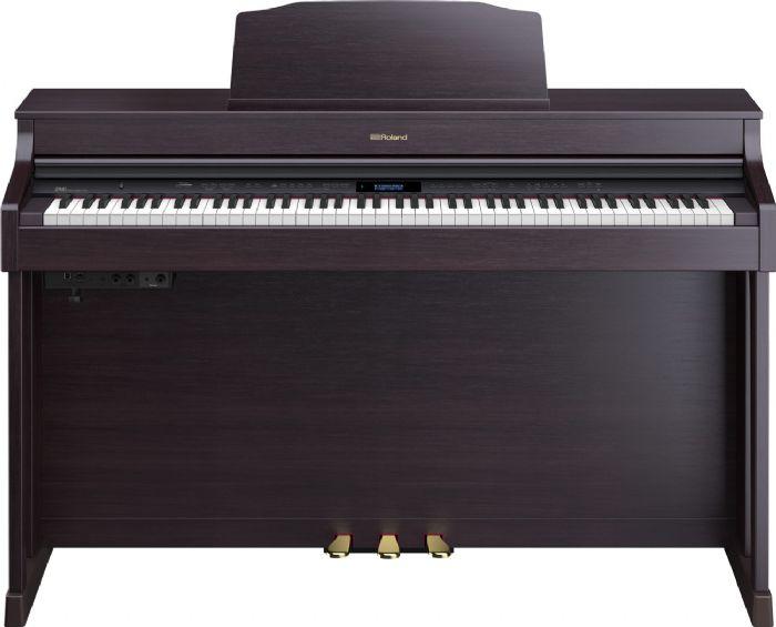 פסנתר חשמלי נייח ROLAND HP603A-CRL ROSEWOOD + סטנד KSC80CR