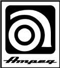 AMPEG פדלים ומולטי אפקטים