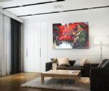 הדמיה לציור בסלון ביתי