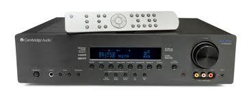 רסיבר קולנוע ביתי Cambridge Audio 551R